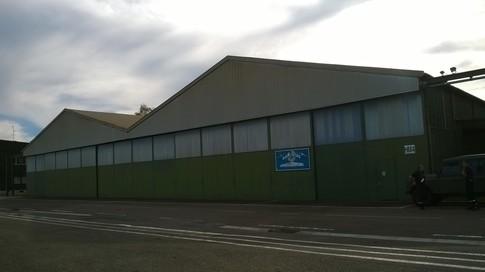 Hangar HM4